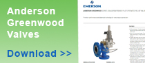 Anderson Greenwood Valves